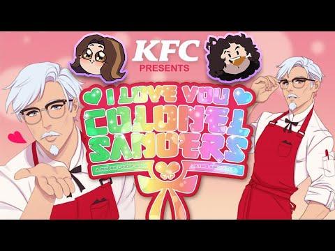 KFC's 'I Love You, Colonel Sanders! A Finger Lickin' Good Dating Simulator'