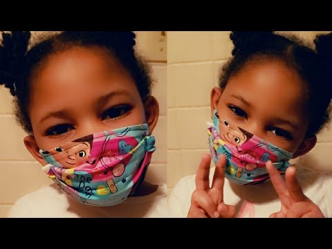 Face mask for KIDS!!