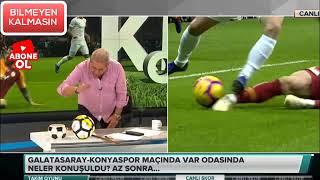 ERMAN TOROĞLU ÇILDIRDI ! - ''Penaltı Diyenin AKLI YOKTUR'' dedi. (FULL BÖLÜM)