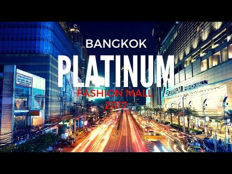 EXPLORING BANGKOK 👕PLATINUM FASHION MALL 👕 2017