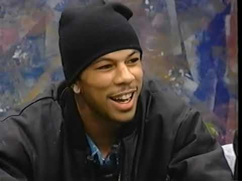 Common - 1st (Rare)TV Interview's with Gary Baca G-Spot and Barry Dow