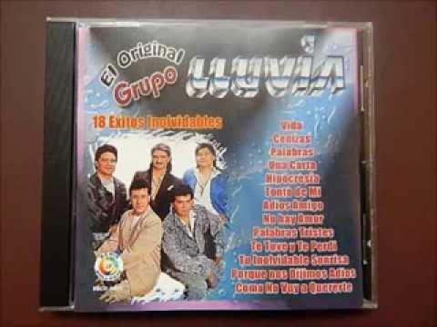 Grupo Lluvia-  Te tuve  y te perdi: Un exito de Los Bukis al estilo del original    Grupo Lluvia