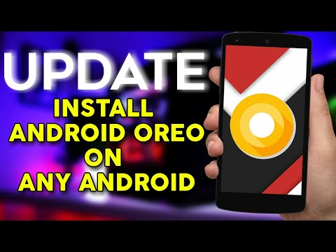 Android 8.0 Oreo Install In Any Android Mobiles || Full Video 2018