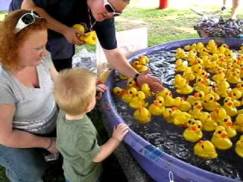 Duck Pond Game Youtube