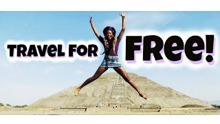 Travel For Free!!! | Travel Hacks