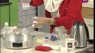 سميرة الكيلاني تتحدث عن تنظيف المطبخ | Roya