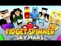 "FIDGET SPINNER SKYWARS !!! - (""Forgive me Fidget for i have Spinned') - Minecraft Xbox"