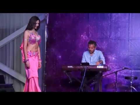 Way To Be A Star. Armen Kusikian & Volkova Anastasia. Improvisation.