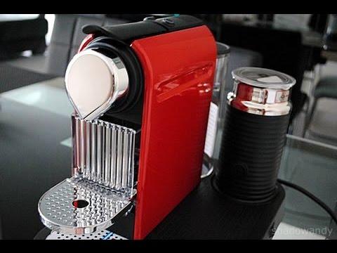 unboxing nespresso citiz u0026 milk