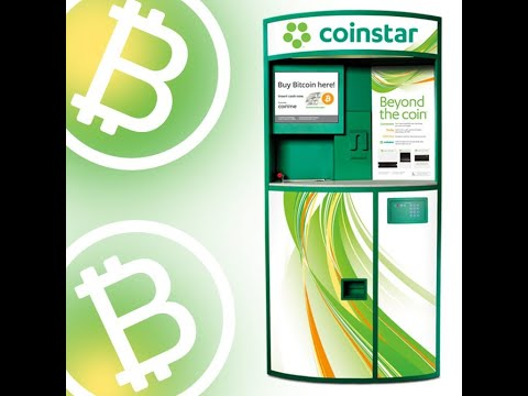 How To Buy Bitcoin At A Coinstar Machine (Buy Bitcoin With Cash)