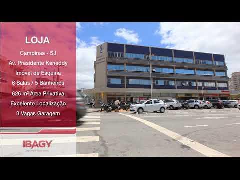 90305   Loja Avenida Presidente Kennedy, 698, Campinas, São José   SC