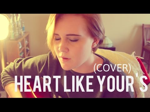 HEART LIKE YOURS - WILLAMETTE STONE (cover)