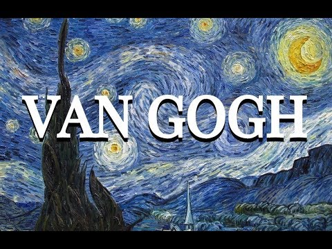 800 Van Gogh Paintings! 3 Hours! Vincent Van Gogh Silent Sli