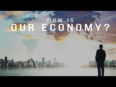Economy, Jobs and International Affairs via Dr. Mark Dotzour