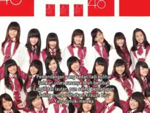 Ost Pocari Sweet (JKT48 - Musim Panas Sounds Good)