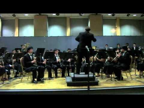 Explorations - Gahr High School Concert Band @ Cerritos College