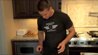 Crossfit - Cooking With Nick Massie: Chili Lime Chicken