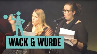 Wack & Würde – Jugend raus aus Deutschland