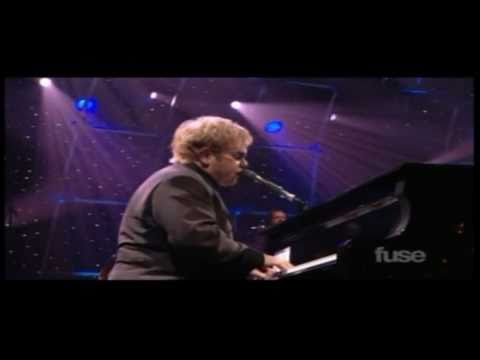Elton John and Leon Russell - I Should Have Sent Roses (LIVE) - Beacon Theatre, NYC - Oct. 19, 2010