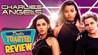 CHARLIE'S ANGELS MOVIE REVIEW 2019 - Double Toasted