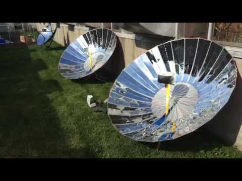 Stored Solar Stove Project - iSEE Research