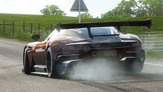 Forza Horizon 4 Aston Martin Vulcan Forza Edition Fh4 Youtube