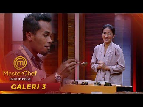 MASTERCHEF INDONESIA - Bahagianya Chef Renata Melihat Ekspresi Pak Adi | Galeri 3