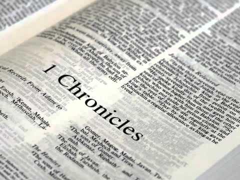 1 chronicles 1 - New International Version NIV Dramatized Audio Bible