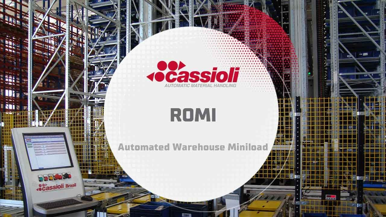 Automatic Warehouse - Cassioli com