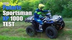 2019 Polaris Sportsman XP 1000 Test Review