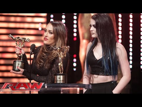 Diva of the Year: 2015 Slammy Award Presentation