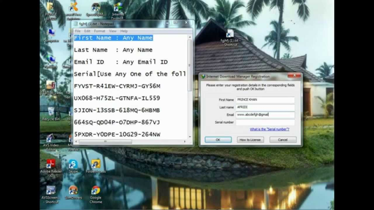 Idm crack 6. 32 build 2 incl patch full latest download {100% working}.