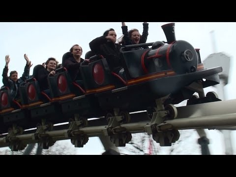 Liseberg Gothenburg (full HD)