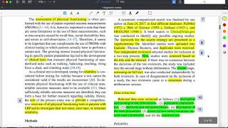 PRISMA Methods Systematic Review of Diagnostic Studies