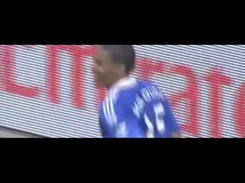 Florent Malouda's 45 goals for Chelsea