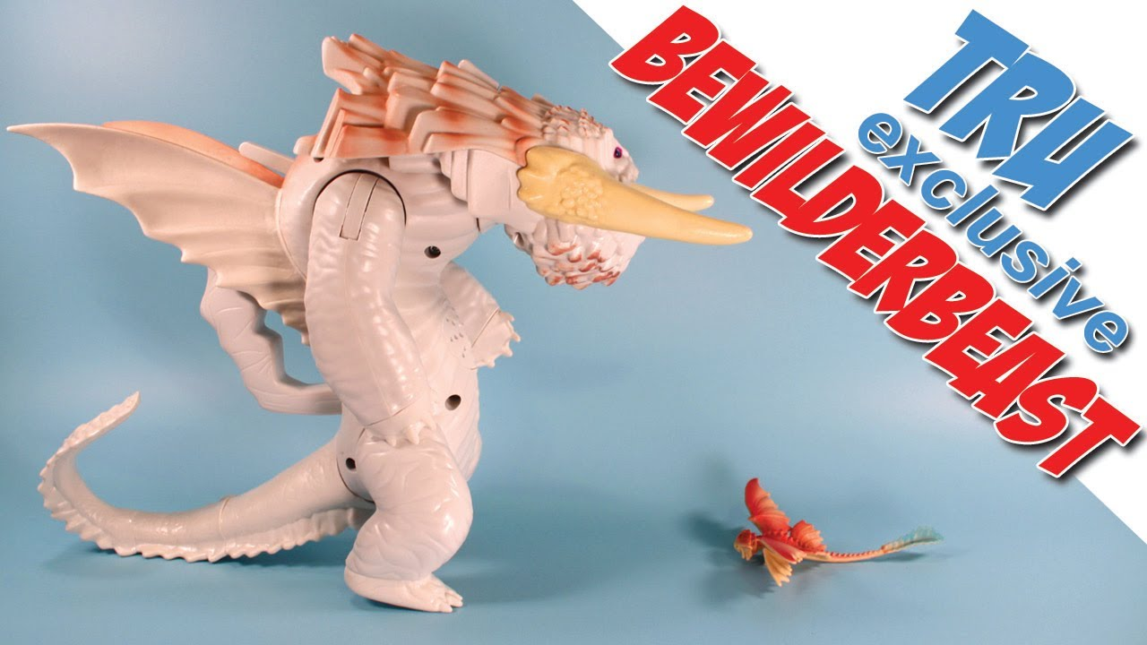 Toys R Us 2 White Your Bewilderbeast How Dragon To Train kTwPZOXiu