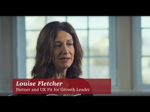 Fit for Growth with Louise Fletcher