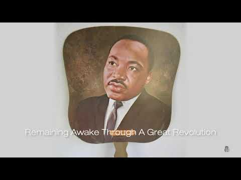Dr. Martin Luther King, Jr. - Remaining Awake Through a Great Revolution (1959)