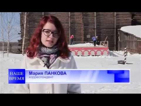 Музей истории соли. Подготовка к Чистому четвергу (11.04.2014)
