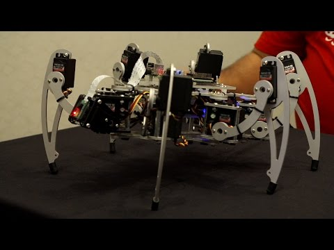 Robots Aid in Natural Disasters