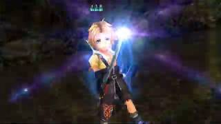 DFFOO [GL] Fangs of Promise - Chaos - Paine, Yuna, Tidus - 534K - Complete