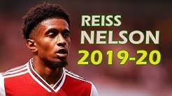 Reiss Nelson Magic Little 2019/2020