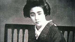 松井須磨子 - カチューシャの唄(復活唱歌)