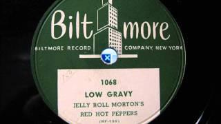 LOW GRAVY by Jelly Roll Morton