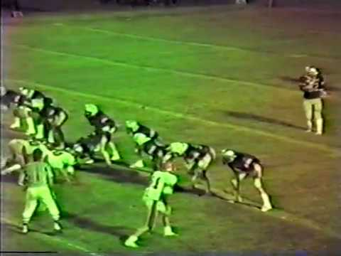 1984 Georgia Military College Bulldogs at Barnesville Academy Warriors football