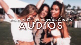 My 20 Most Viewed Instagram Audios | Sangsteraudios