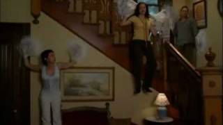 Charmed Spin City - web scenes