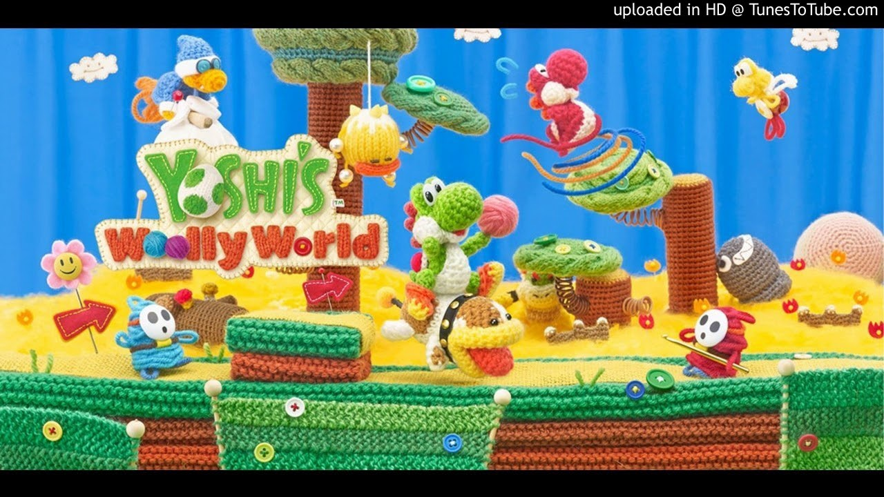 Yoshi's Woolly World - Complete shader cache for CEMU