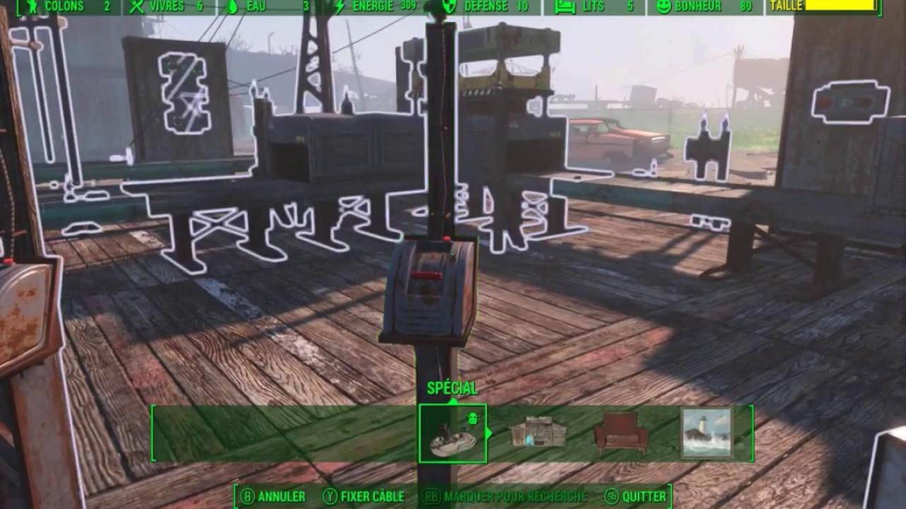 Fallout 4 system d usine automatique avec porte logique for Porte logique