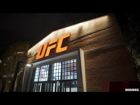 Welcome To The 21st Century Of Performance - UFC & Sorinex